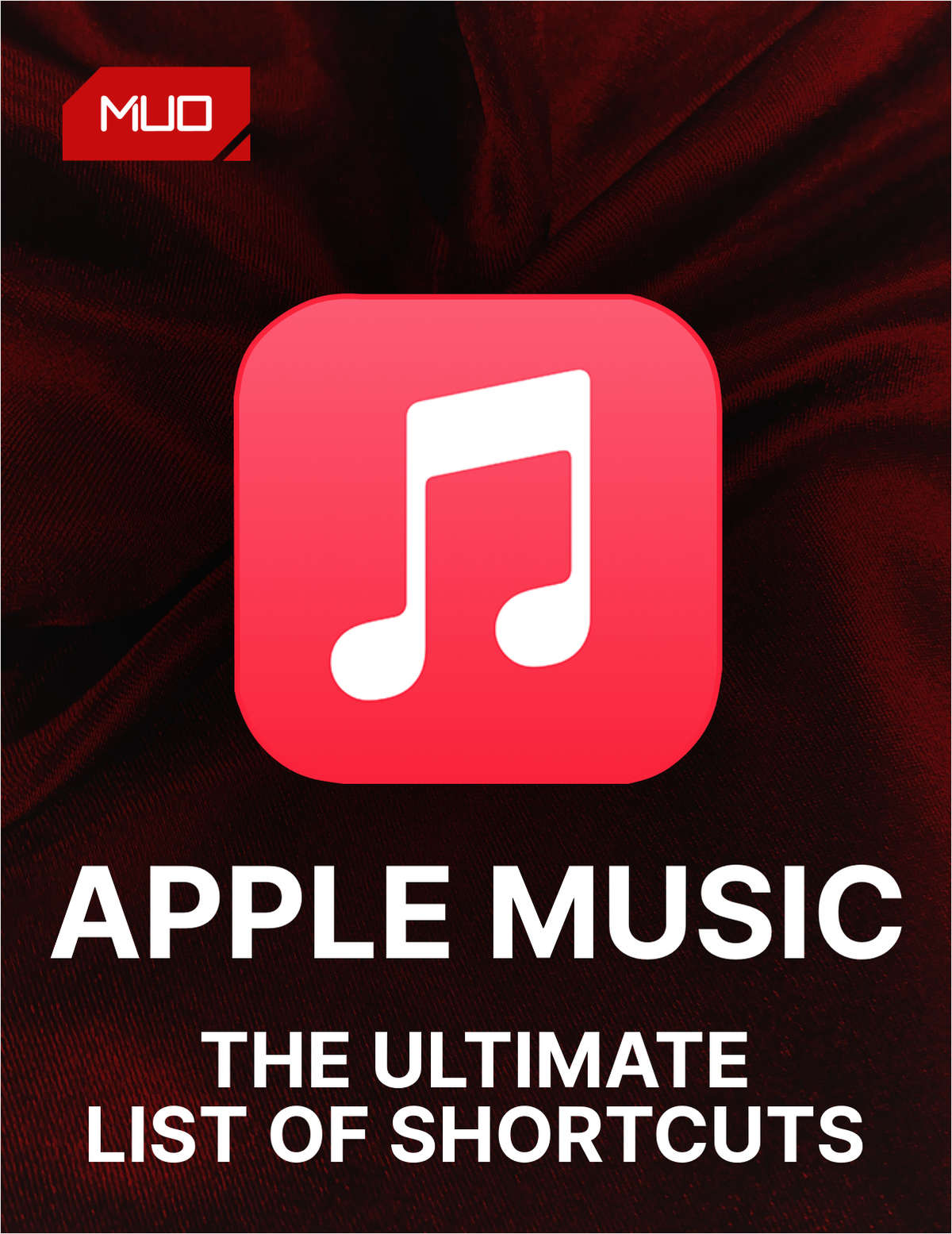 Music for Mac Keyboard Shortcuts