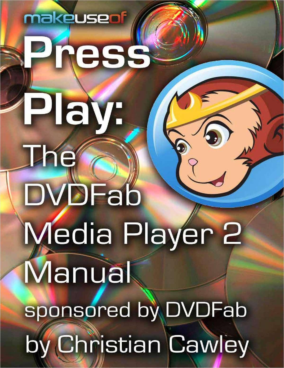 The DVDFab Media Player 2 Manual