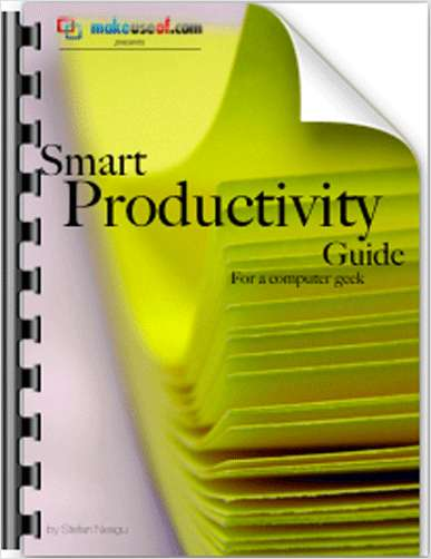A Computer Geek's Smart Productivity Guide