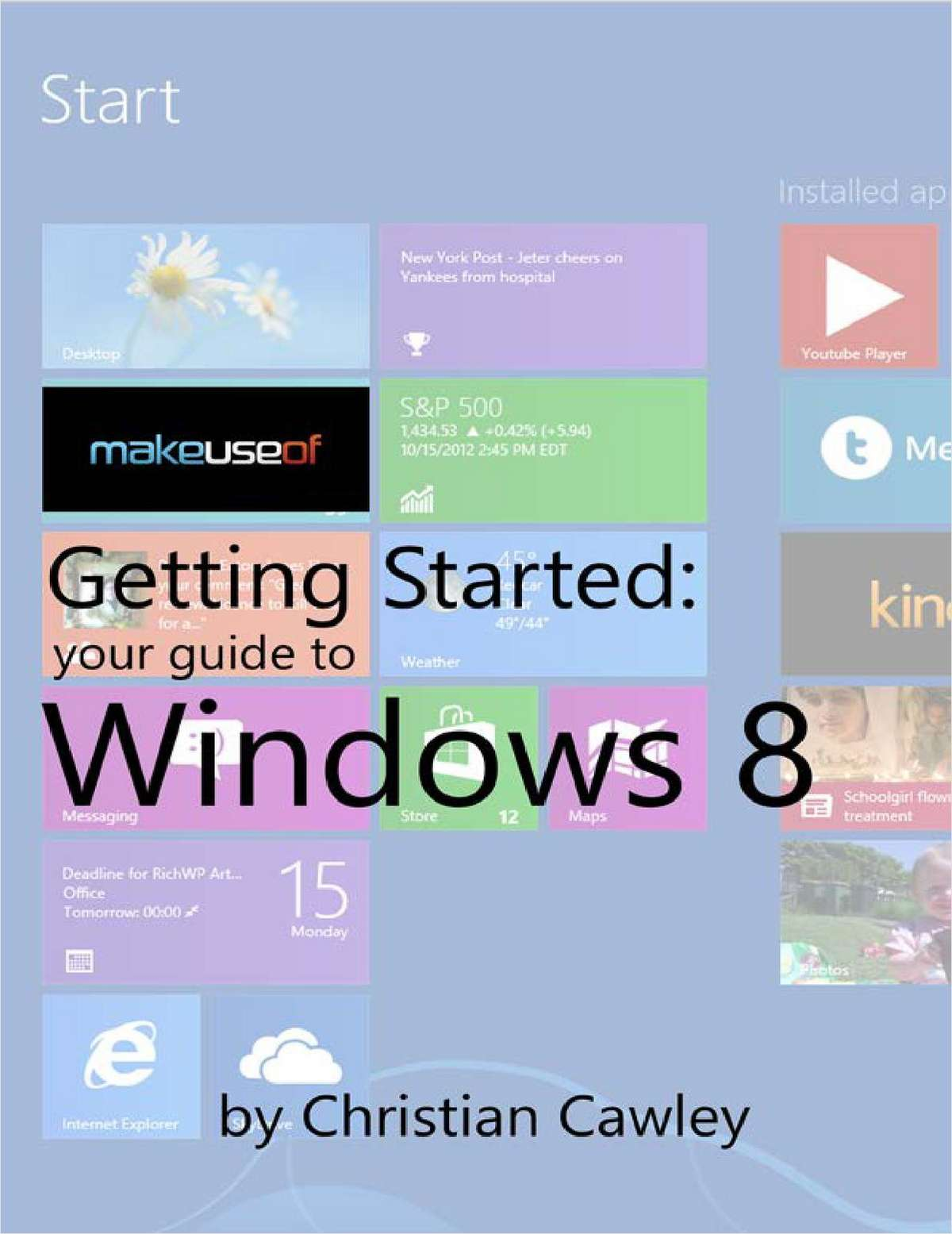 The Ultimate Windows 8 Kit