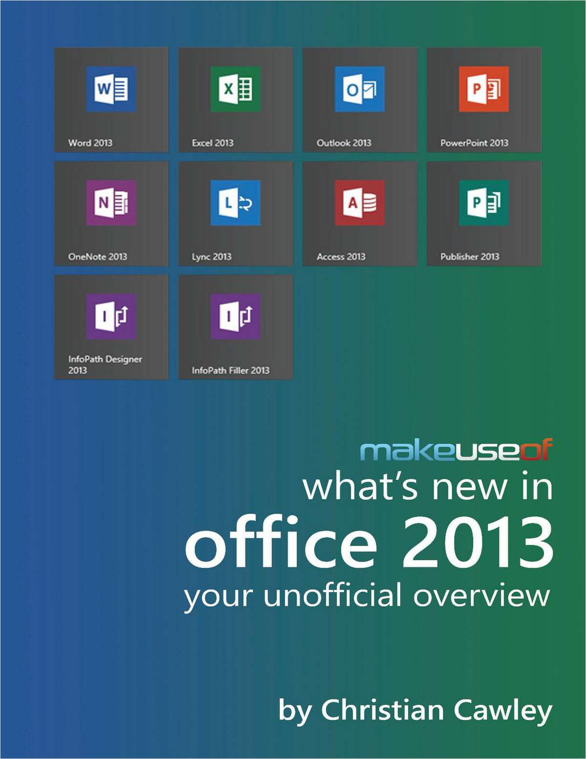 What's New in Office 2013 - Your Unofficial Overview