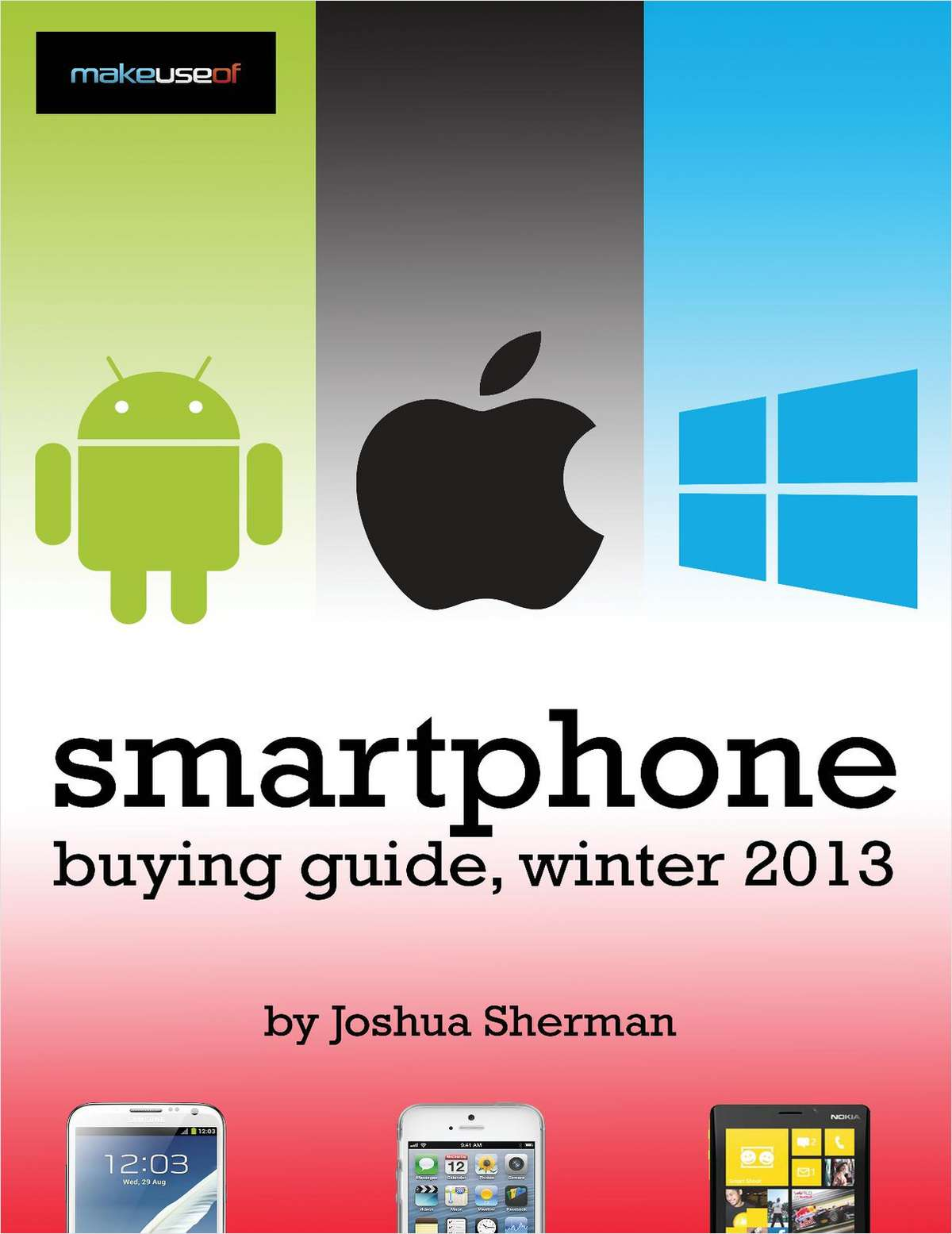 Smartphone Buying Guide, Winter 2013