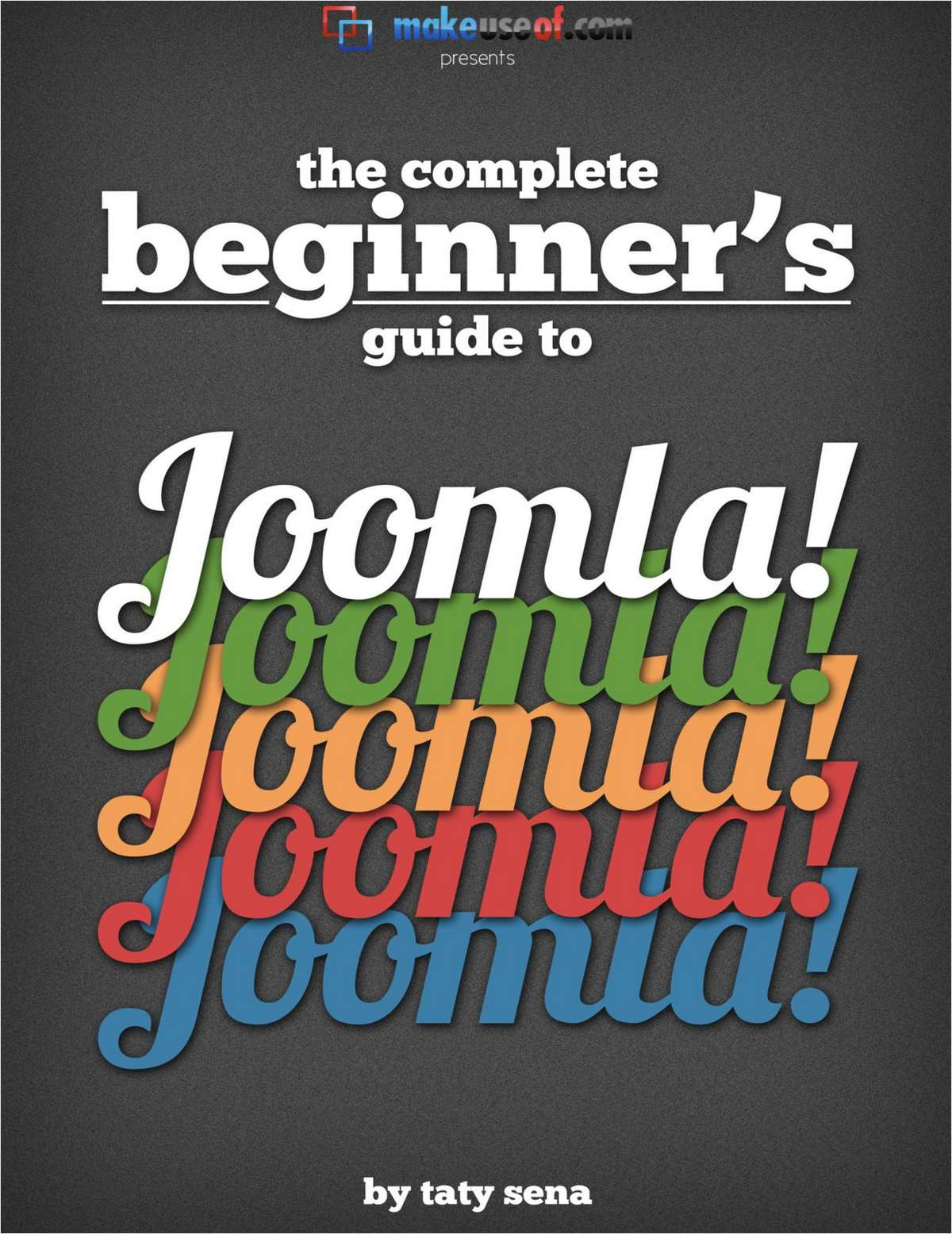 The Beginner's Guide to Joomla