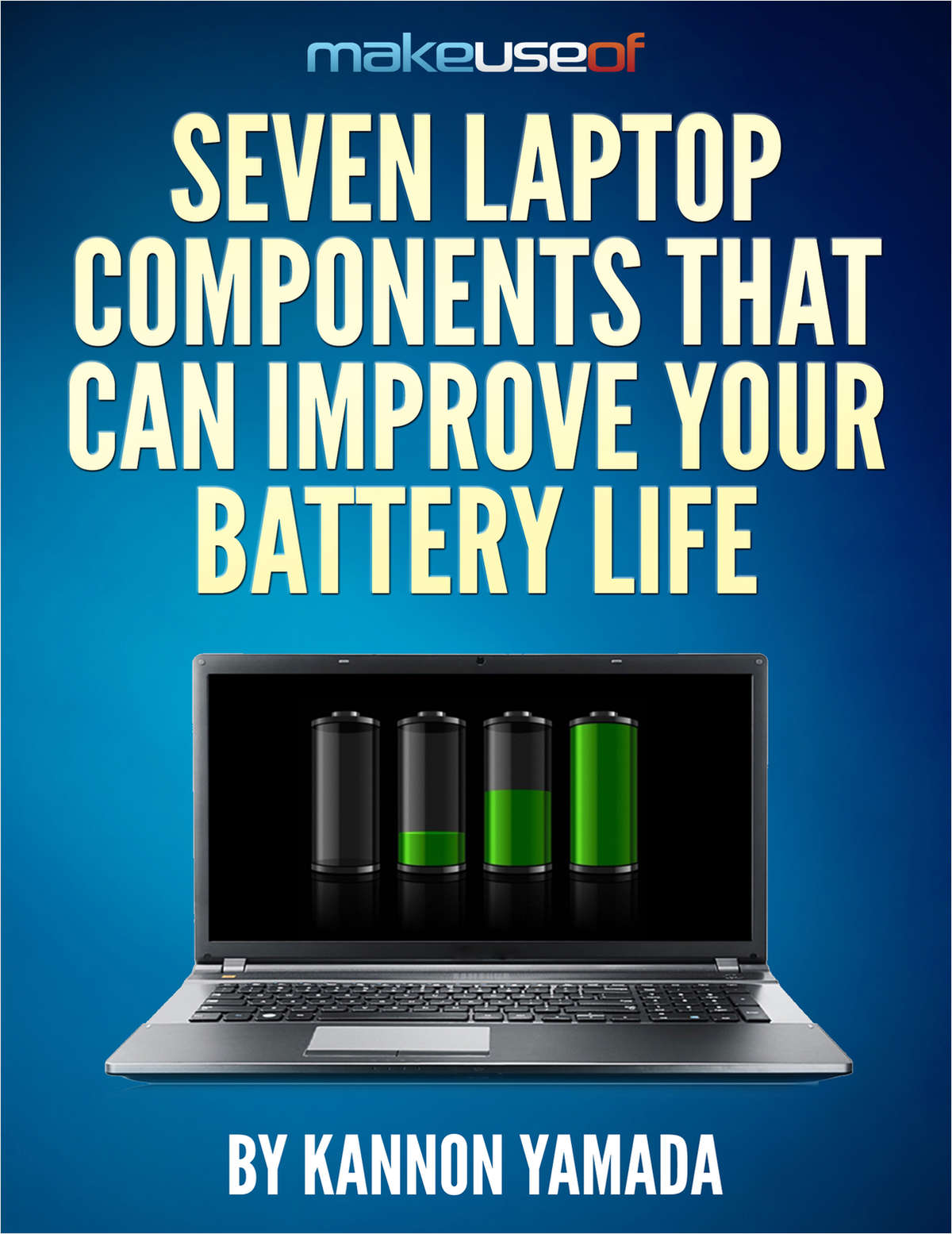 Seven Laptop Components That Can Improve Your Battery Life