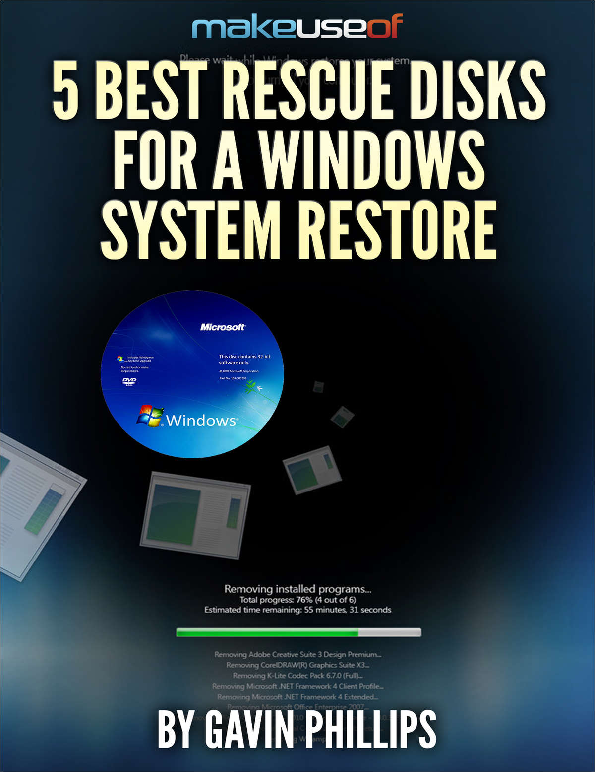 5 Best Rescue Disks For A Windows System Restore