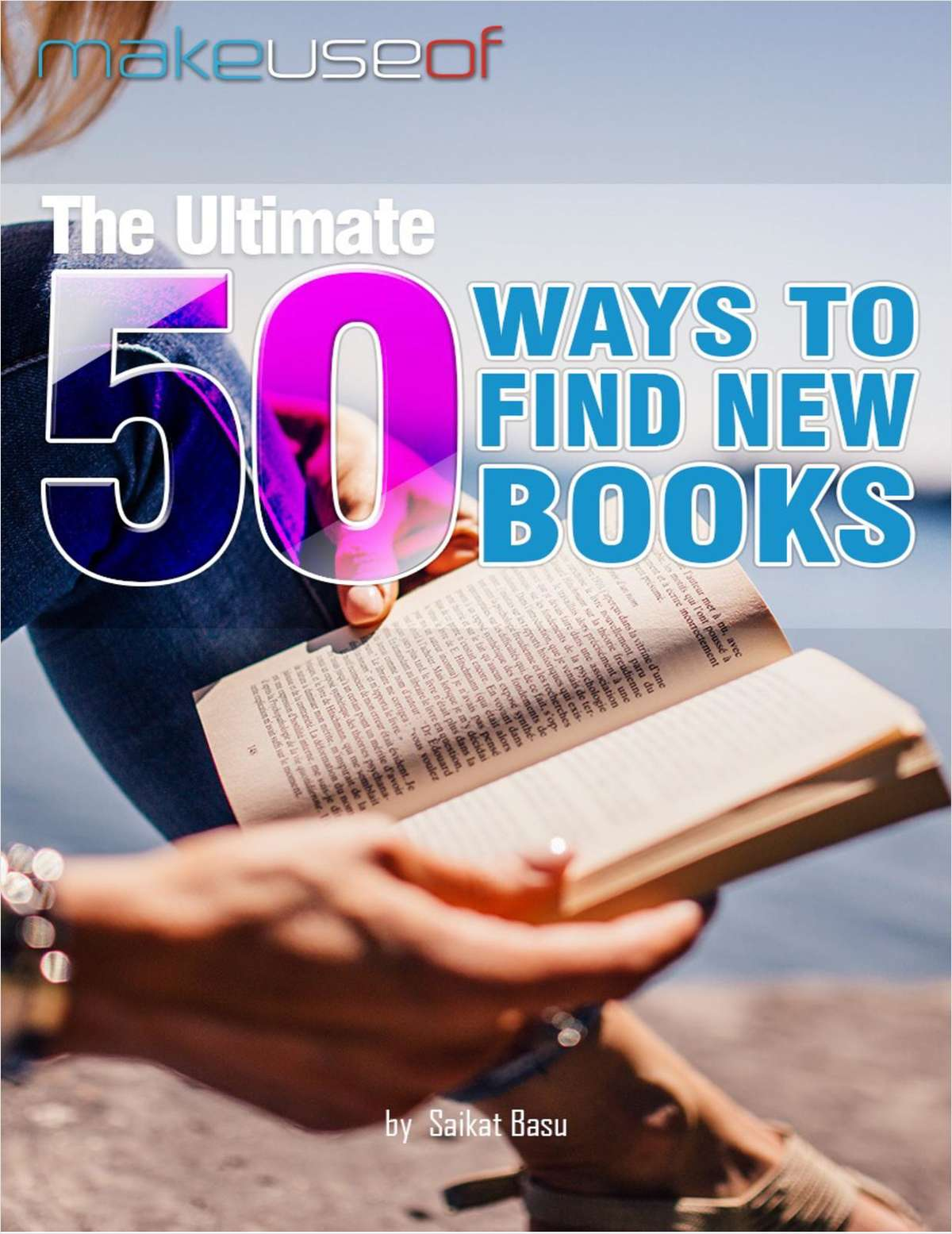 The Ultimate 50 Ways to Find New Books