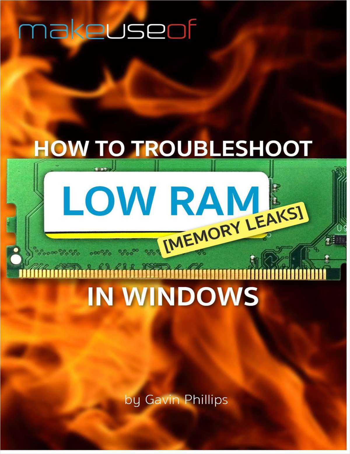 How to Troubleshoot Low RAM or Memory Leaks in Windows