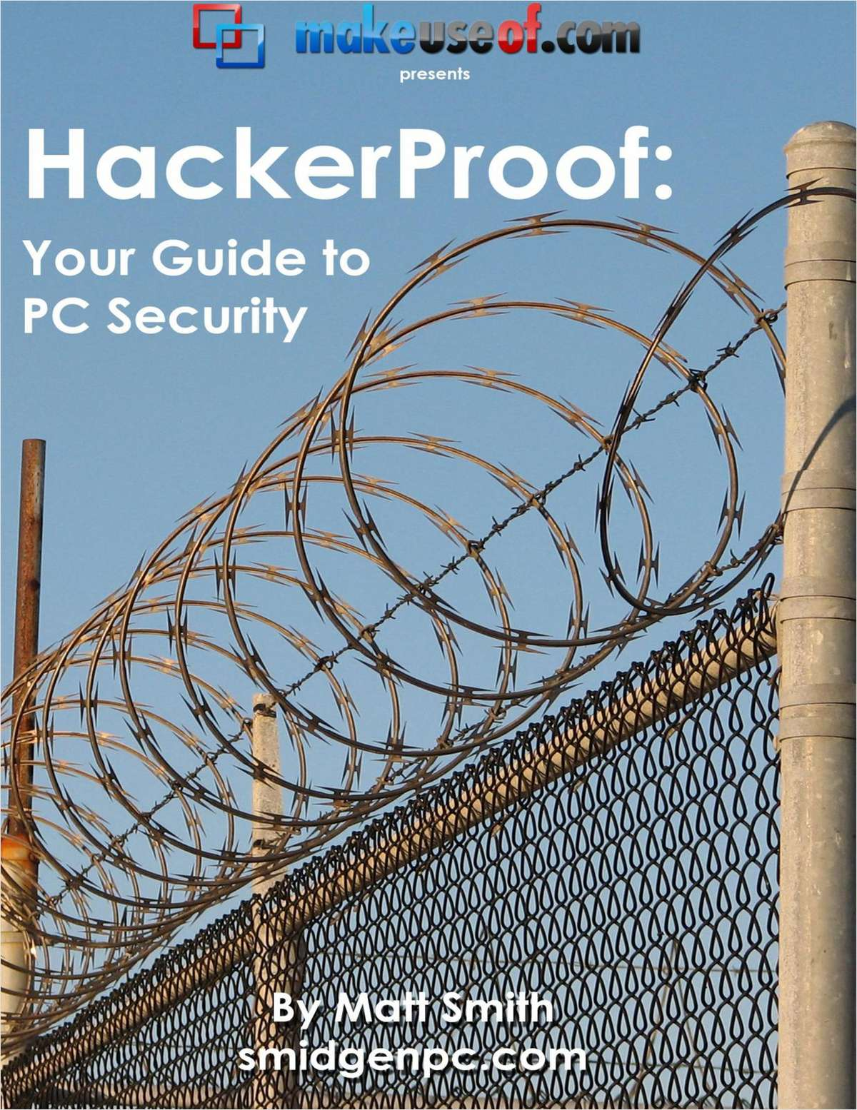 HackerProof: Your Guide to PC Security