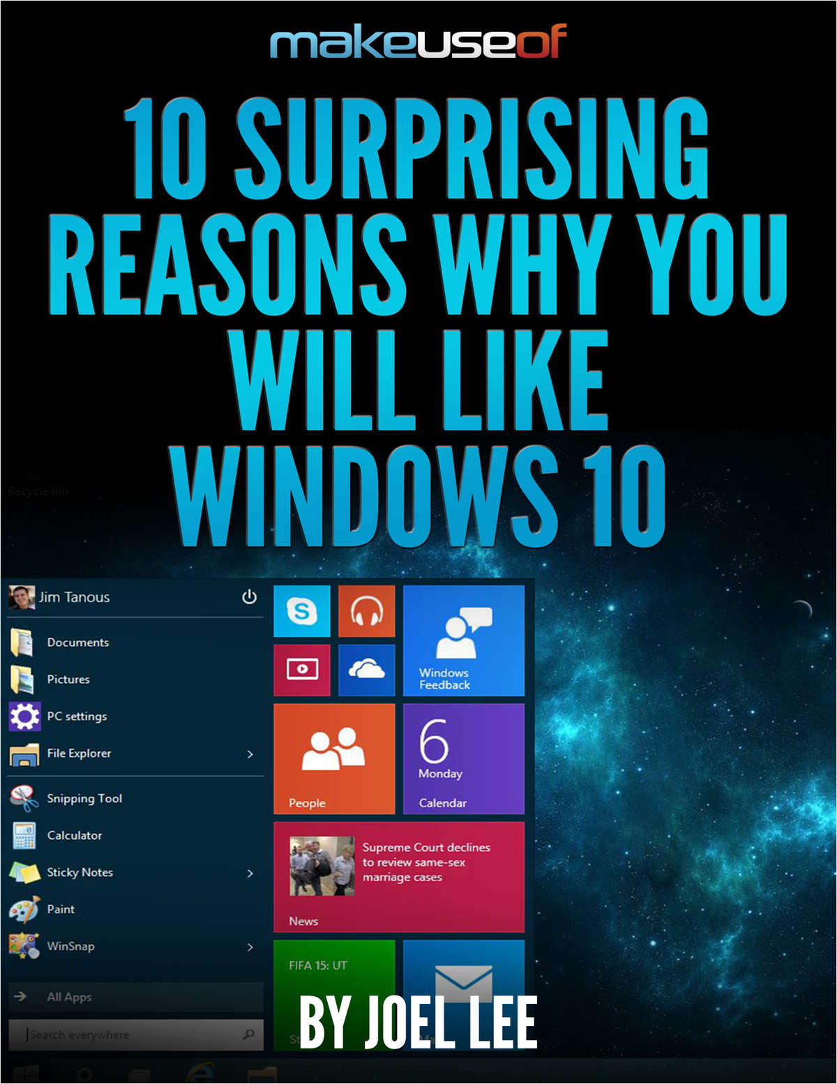 10 Surprising Reasons Why You Will Like Windows 10
