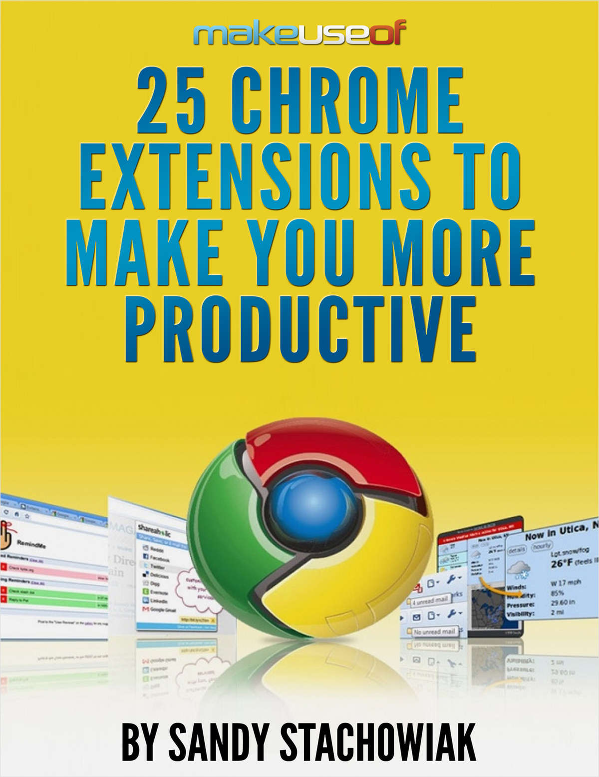 25 Chrome Extensions to Make You More Productive