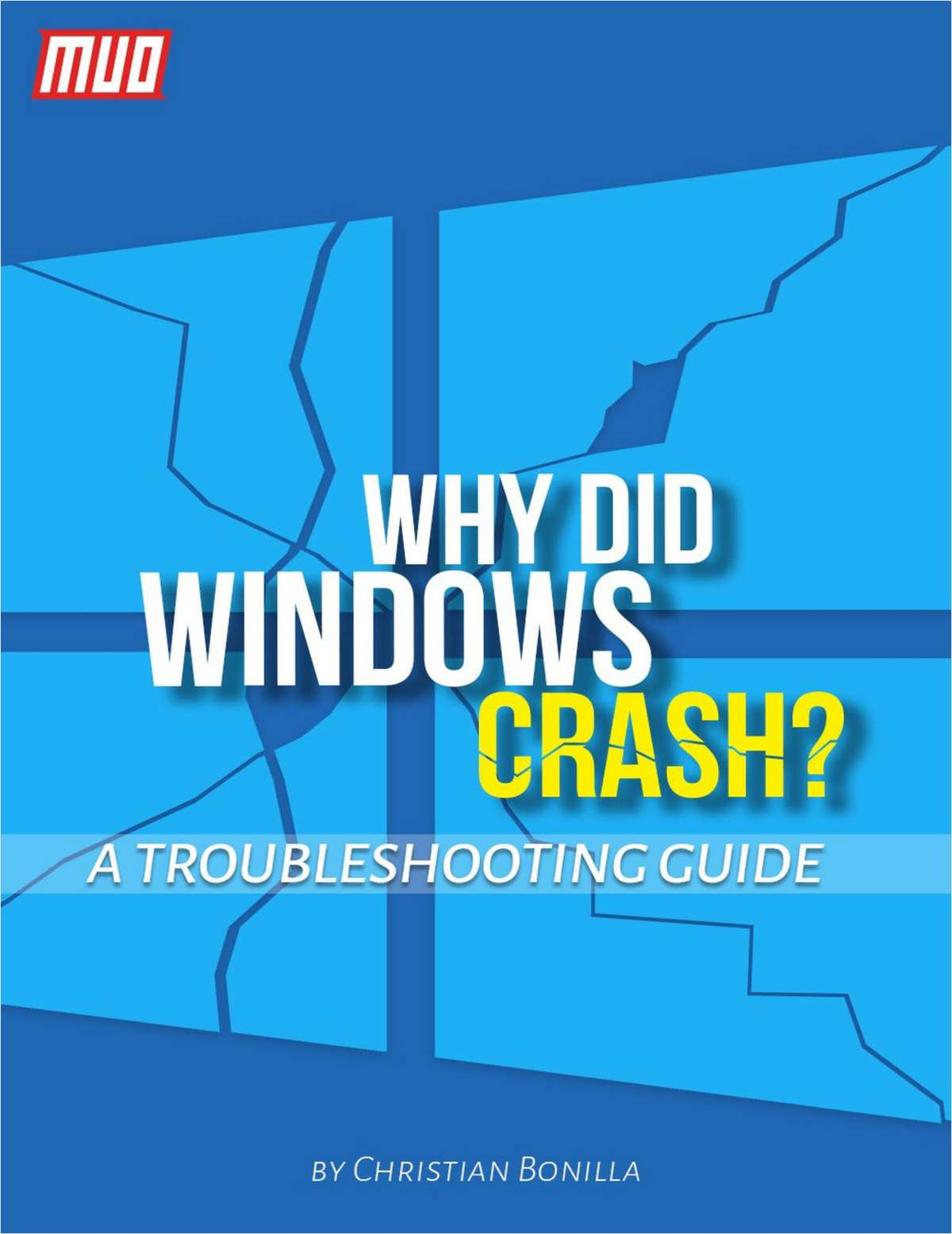 Why Did Windows Crash?  A Troubleshooting Guide