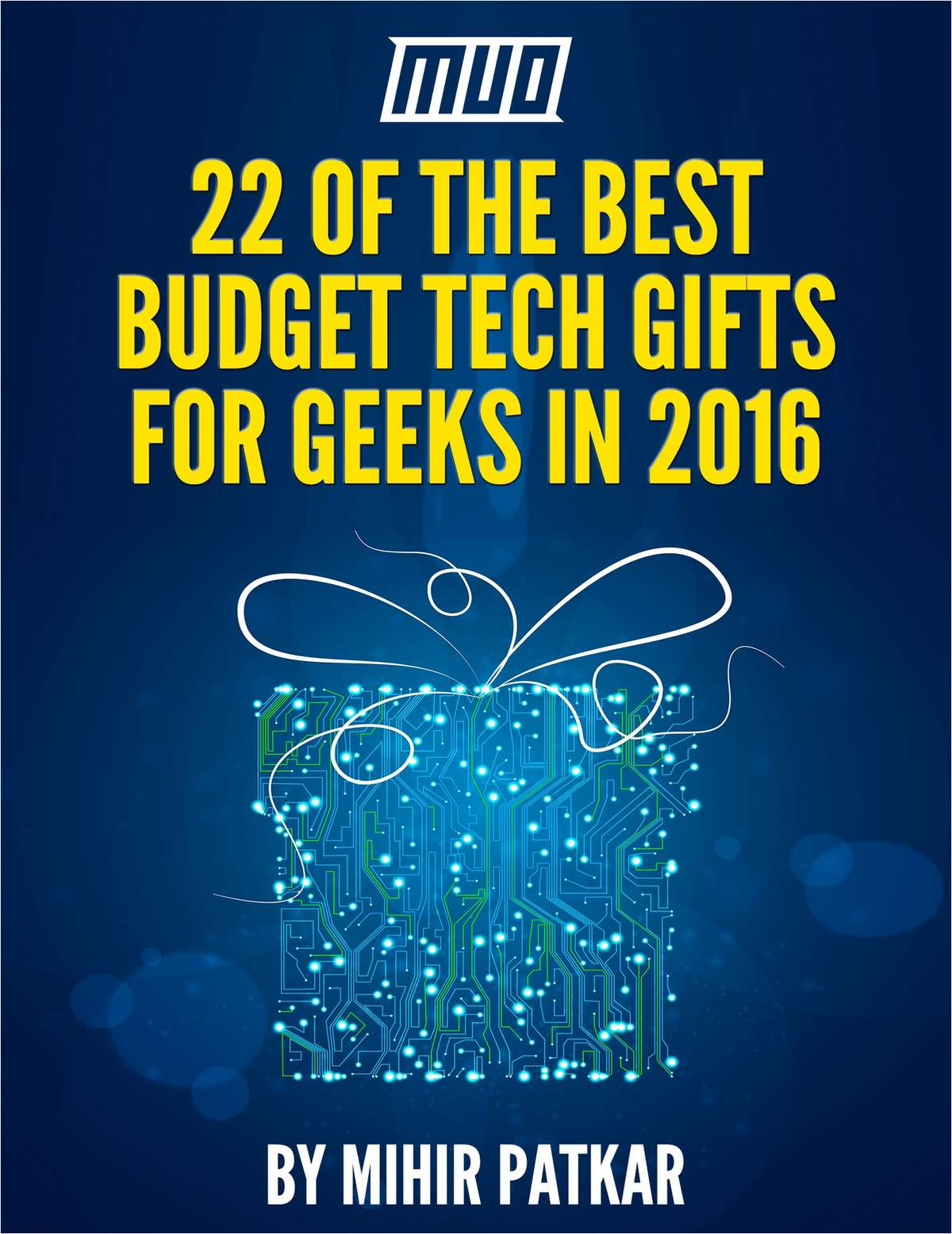 22 of the Best Budget Tech Gifts for Geeks in 2016