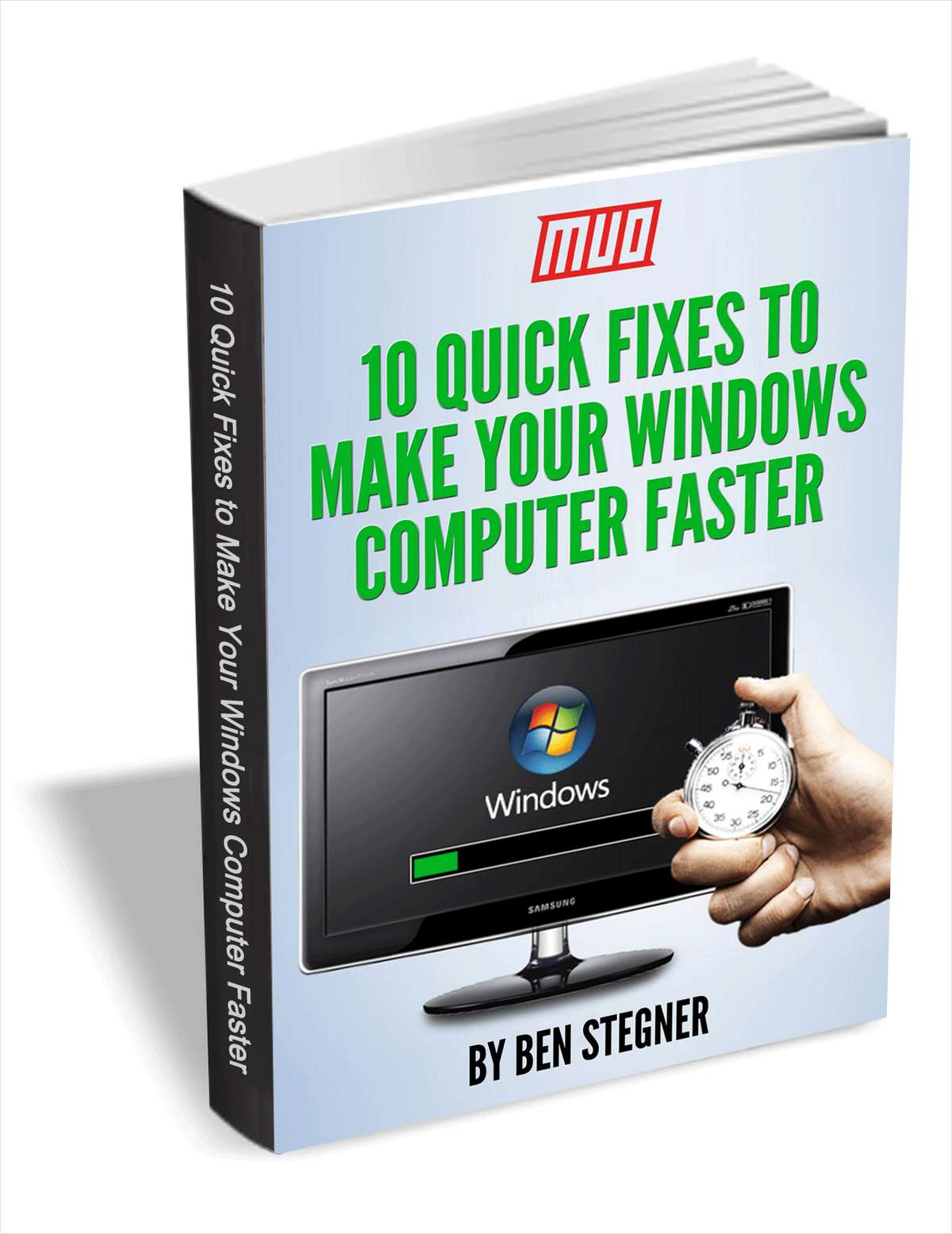 10 Quick Fixes to Make Your Windows Computer Faster