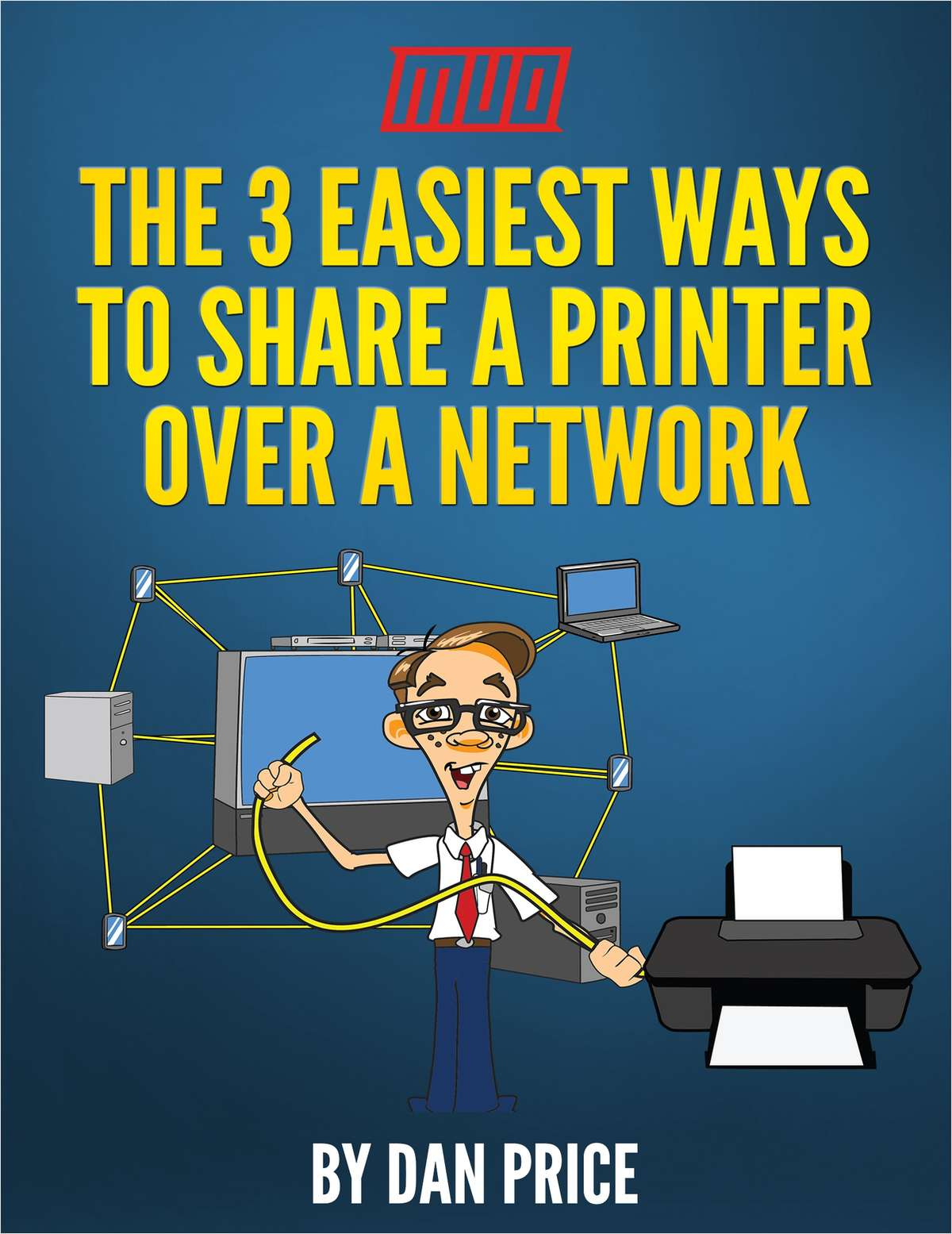 The 3 Easiest ways to Share a Printer Over a Network