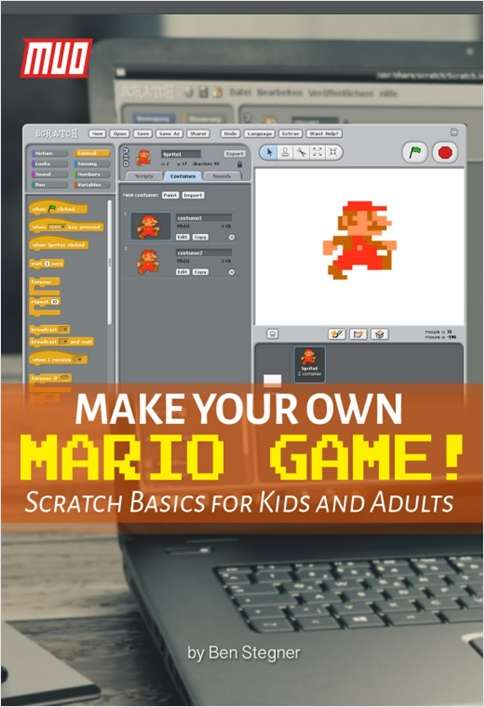 Make Your Own Mario Game - Scratch Basics for Kids and Adults