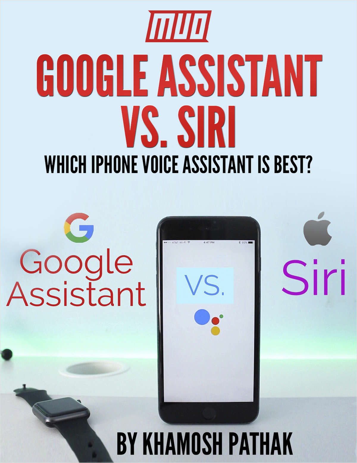 Google Assistant vs. Siri - Which iPhone Voice Assistant Is Best?