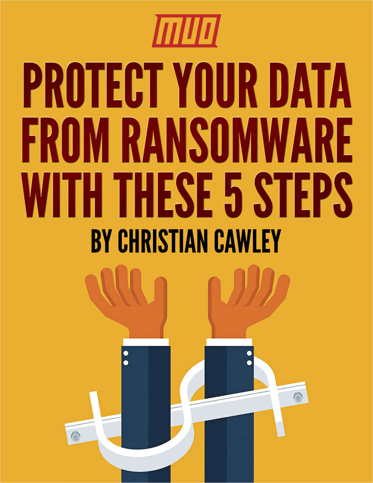 Protect Your Data From Ransomware With These 5 Steps