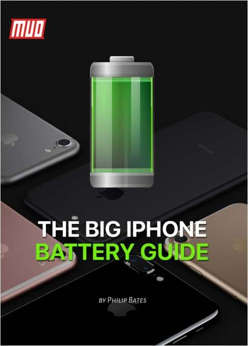 The Big iPhone Battery Guide