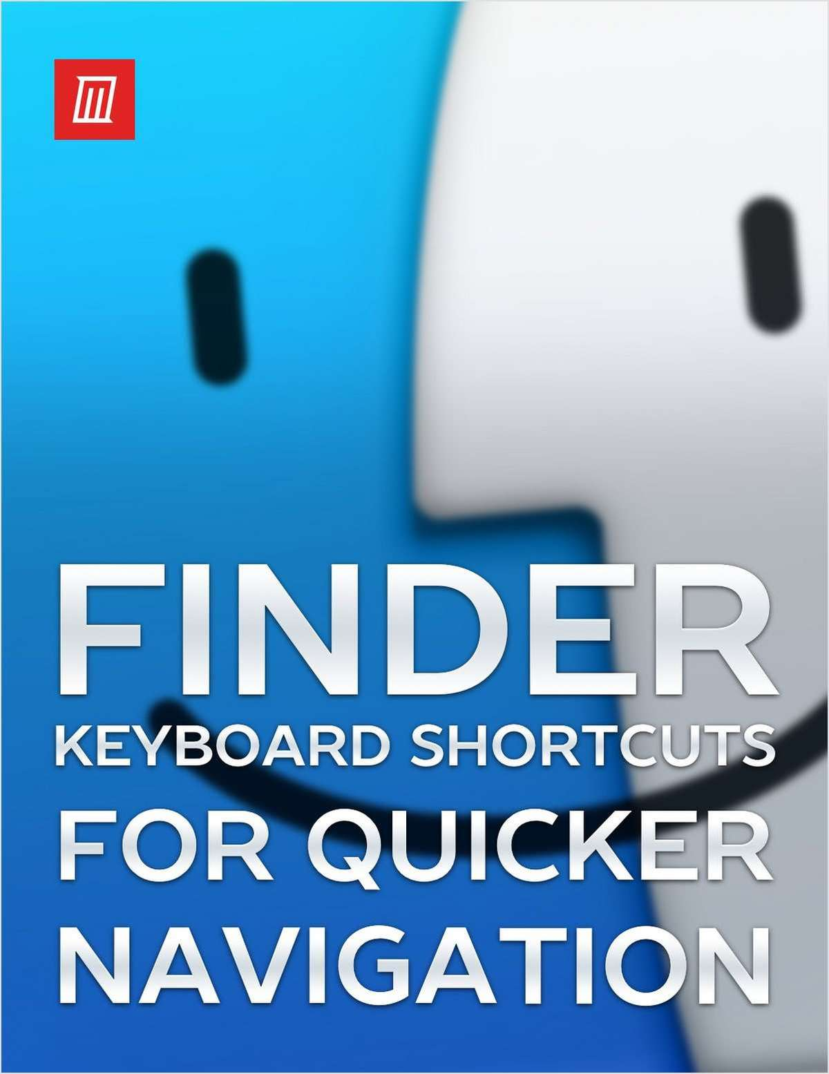 macOS Finder Keyboard Shortcuts Cheat Sheet