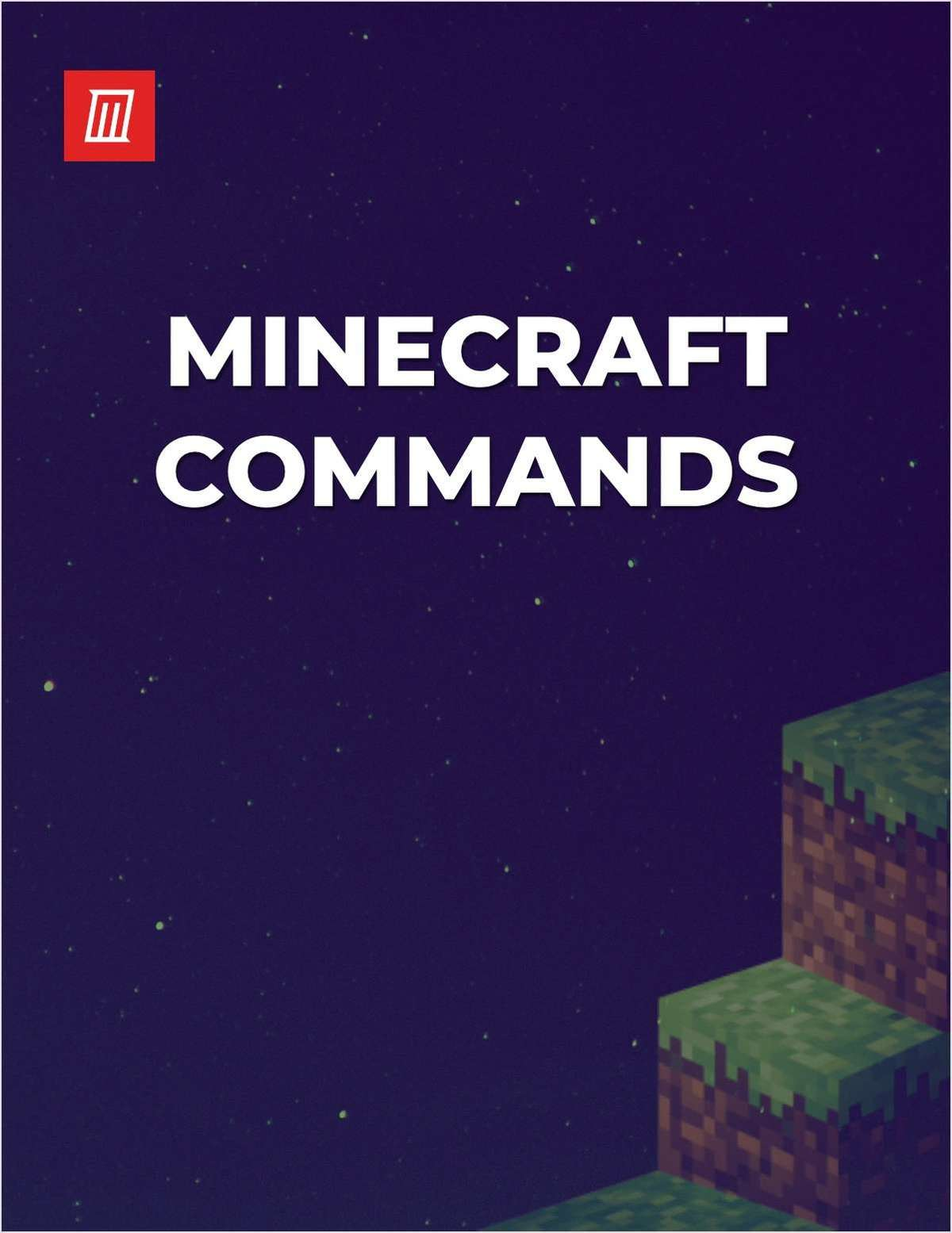 100+ Useful Minecraft Commands
