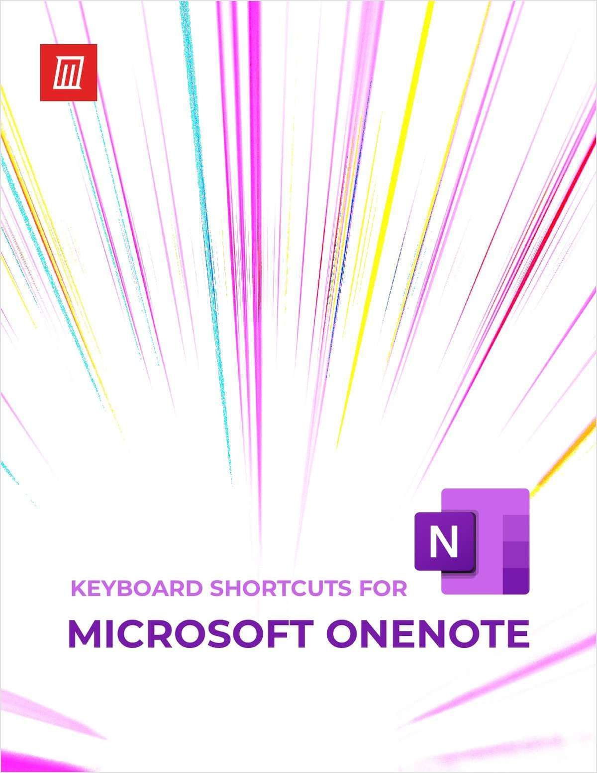 OneNote Keyboard Shortcuts for Windows and Mac