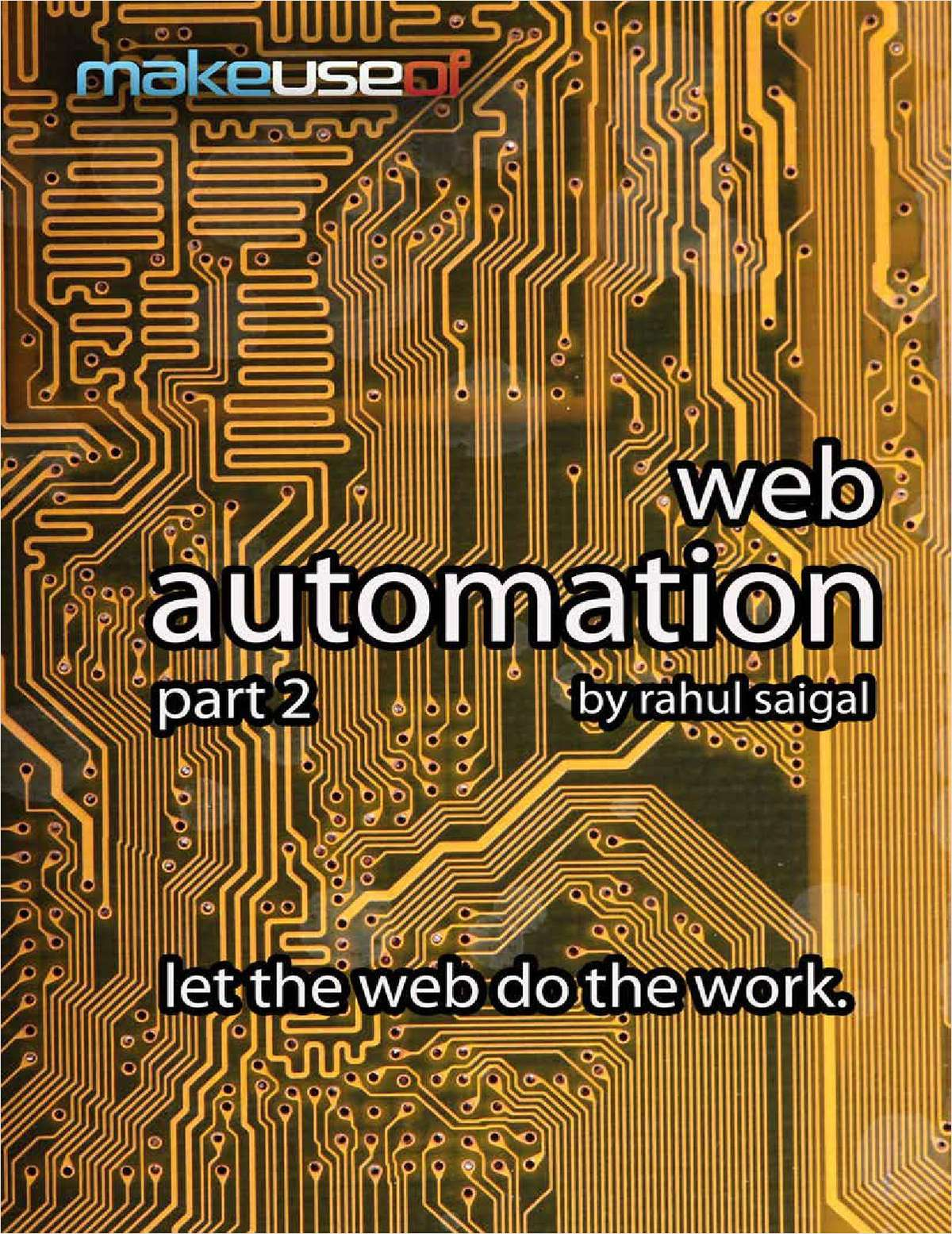 Web Automation, Part 2