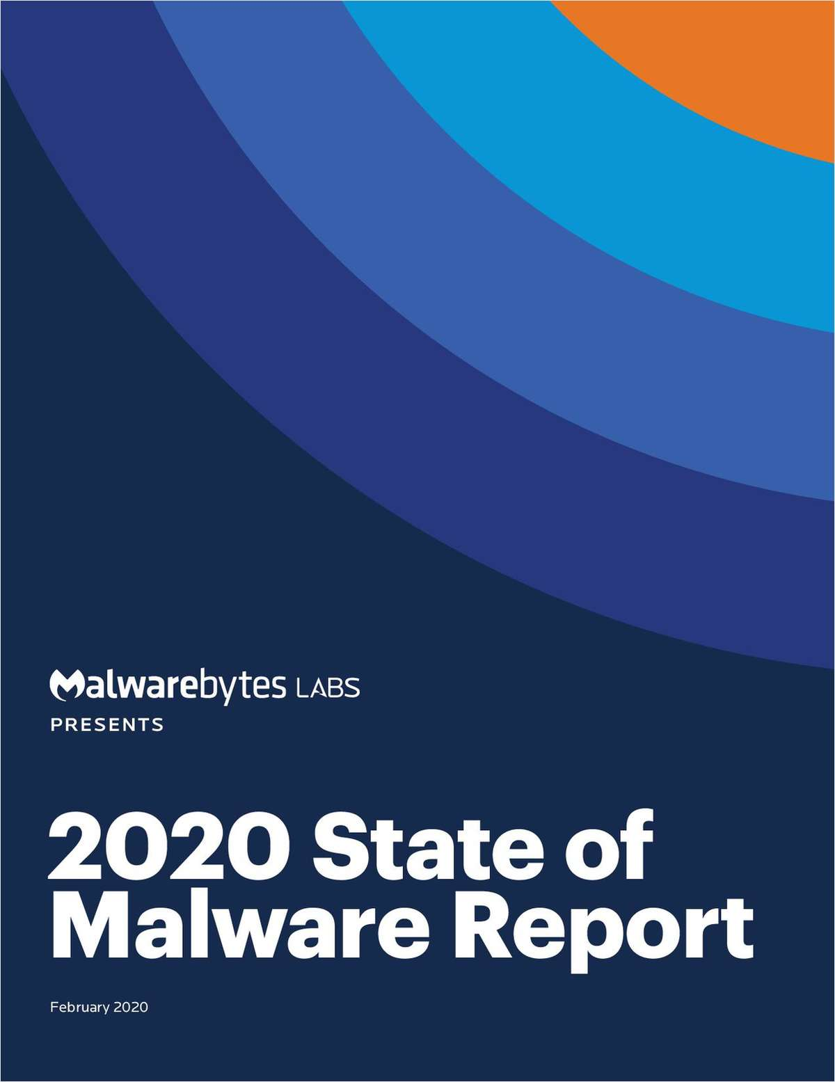 State of Malware Report 2020
