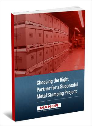 Choosing the Right Partner for a Successful Metal Stamping Project
