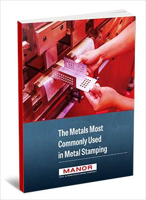 The Metals Most Commonly Used for Metal Stamping