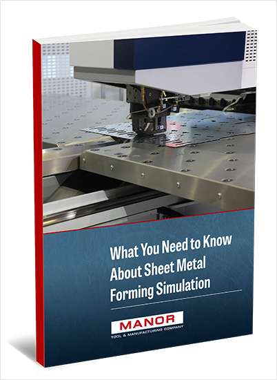 What You Need to Know About Sheet Metal Forming Simulation