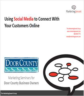 Using Social Media to Connect With Your Customers Online -Free 93 Page eBook