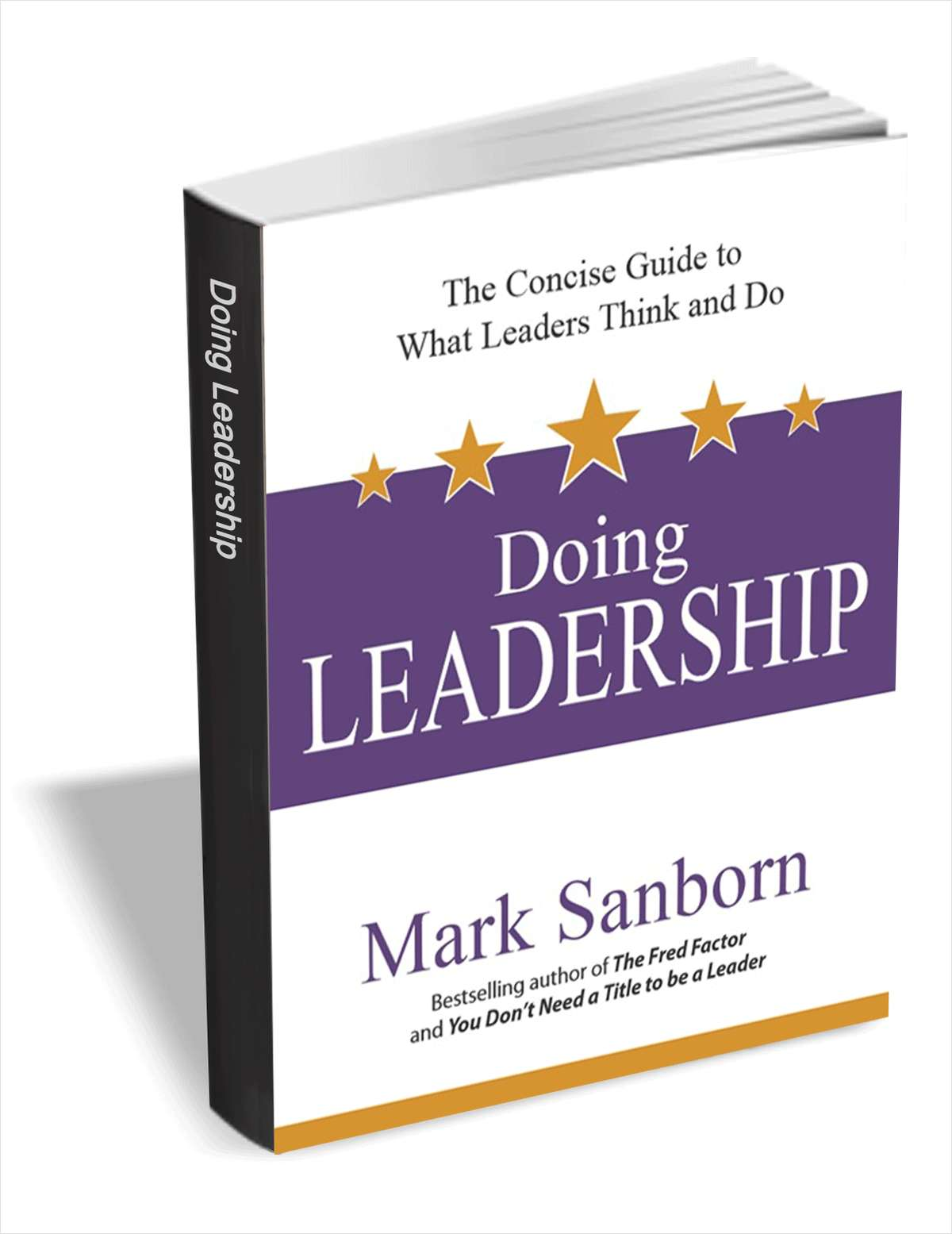Doing Leadership - The Concise Guide to What Leaders Think and Do