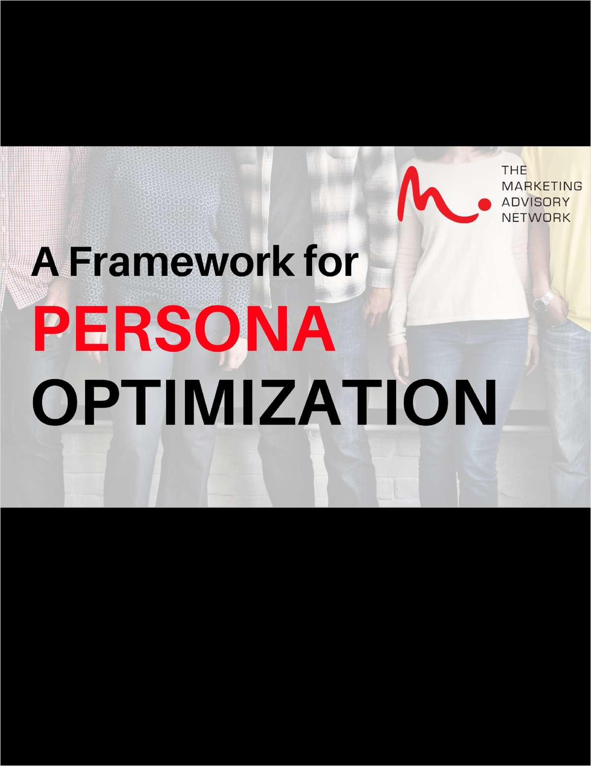 A Framework for Persona Optimization