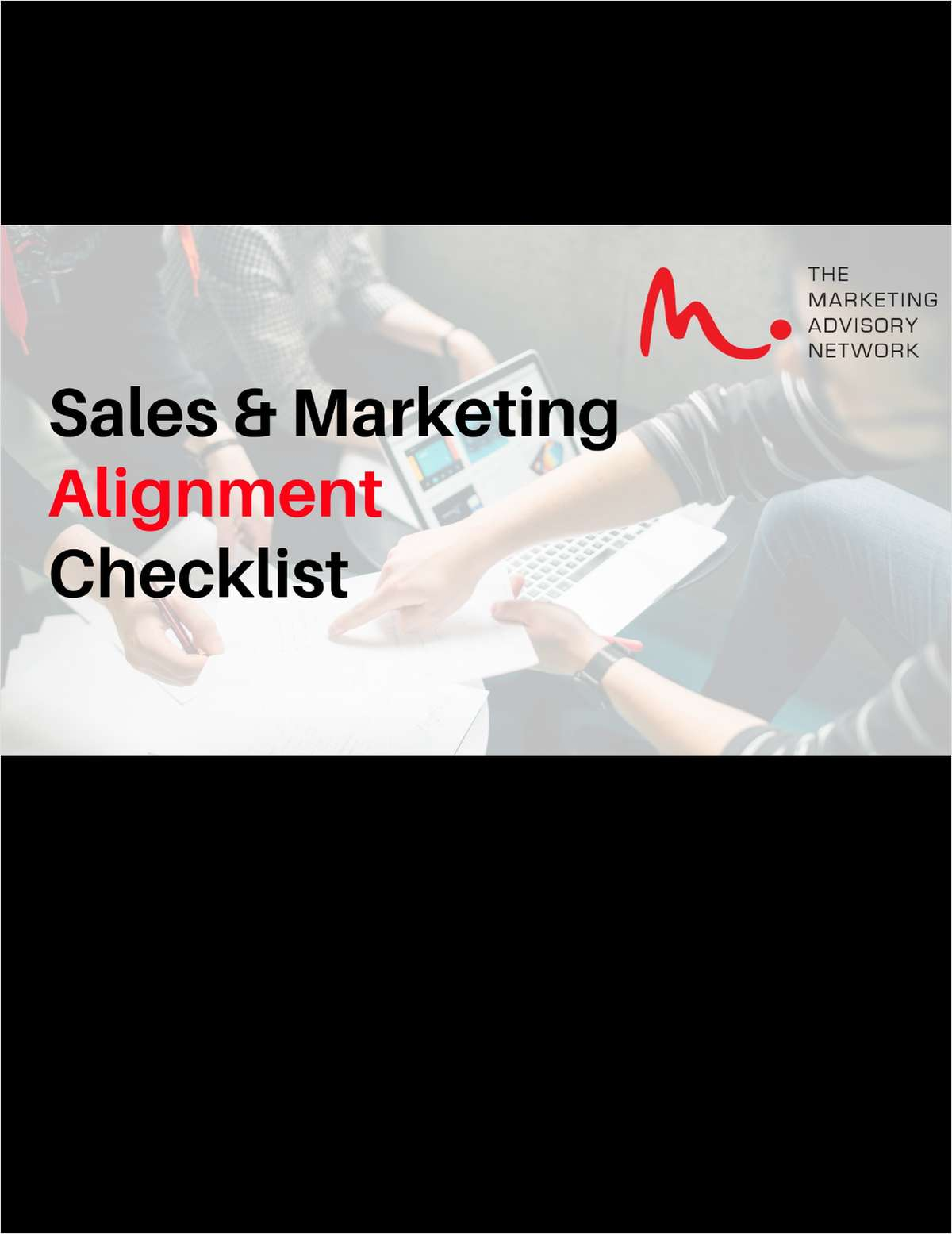 Sales & Marketing Alignment Checklist