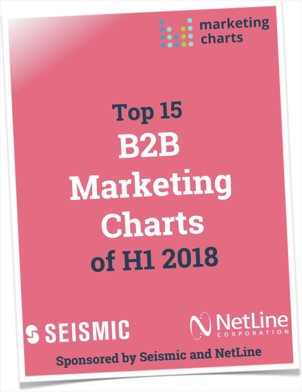 Top 15 B2B Marketing Charts of H1 2018