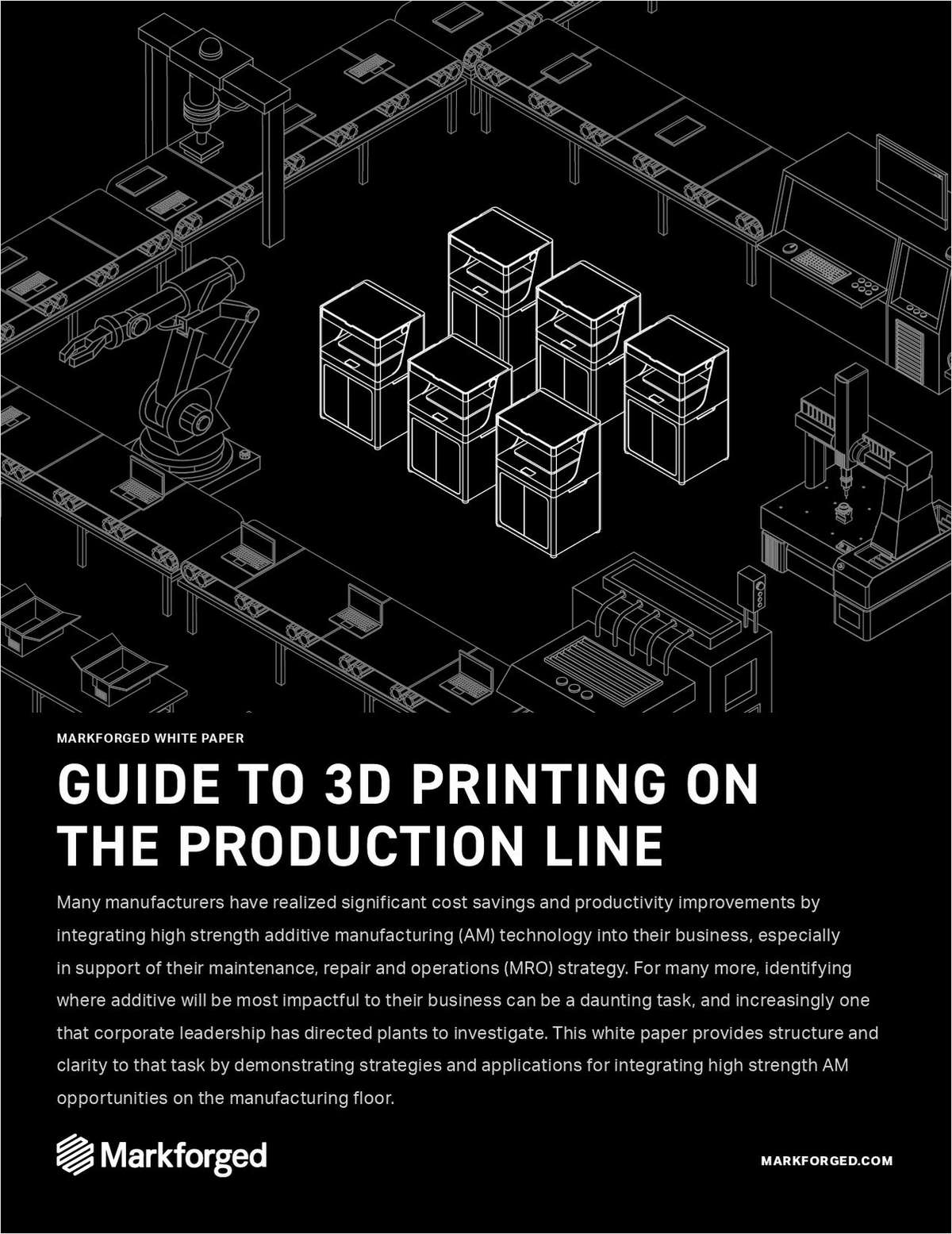 Guide to 3D Printing on the Production Line