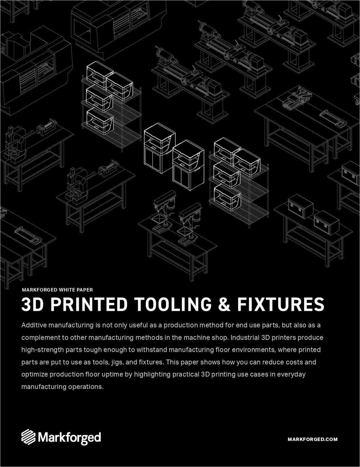 3D Printed Fixtures and Tooling: Reduce Lead Time, Material Costs, and Downtime