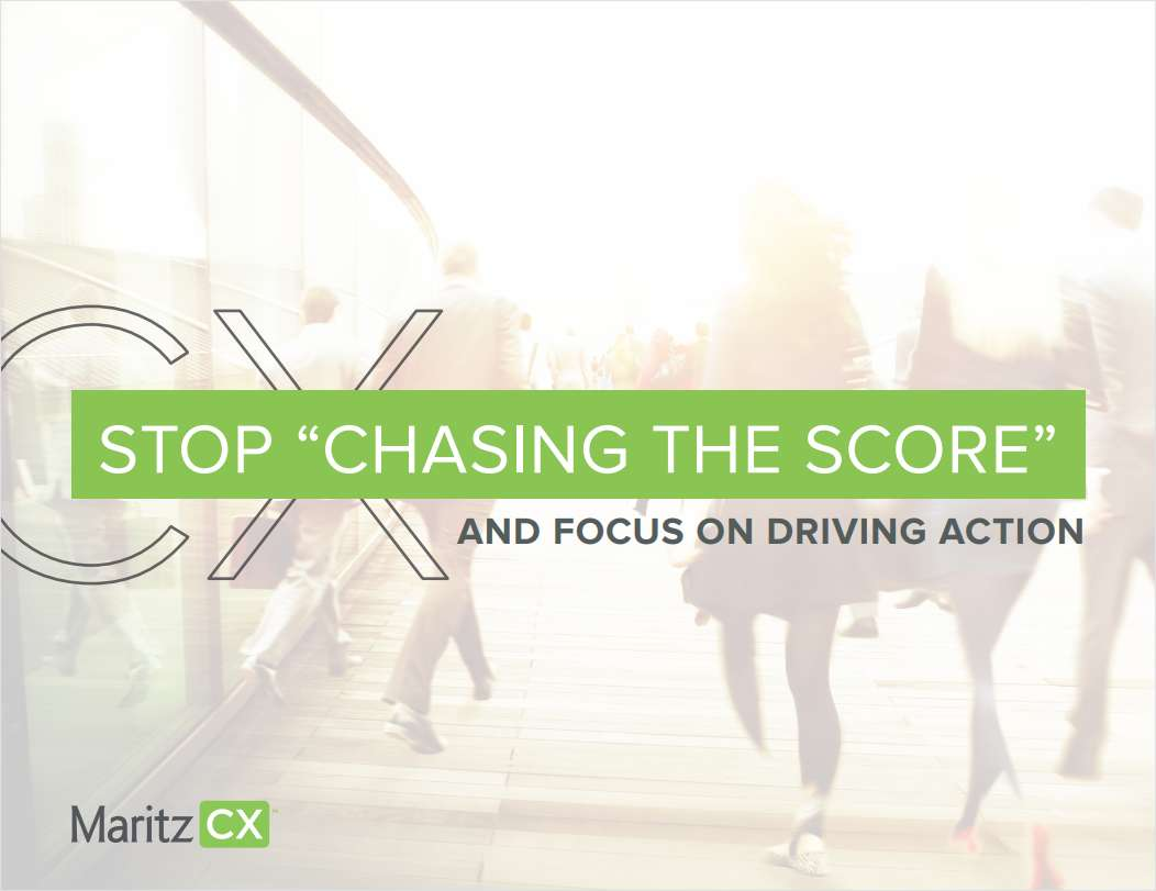 NPS: Stop Chasing The Score