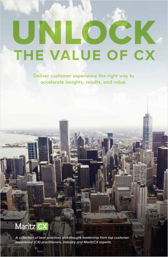 Unlock The Value of CX