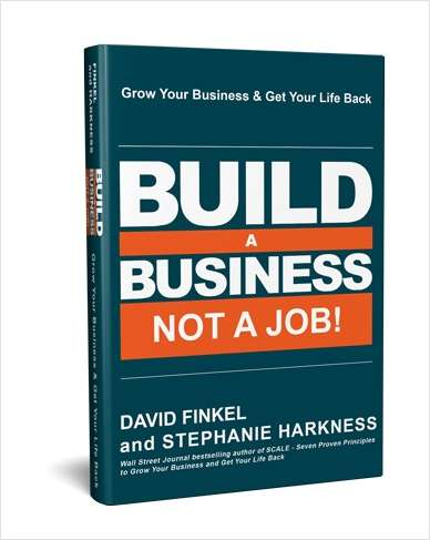 Build a Business, Not a Job (3rd Edition)