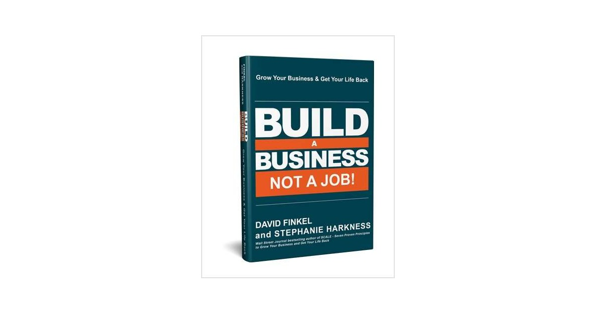 Build a Business, Not a Job (3rd Edition), Free Maui Mastermind eBook