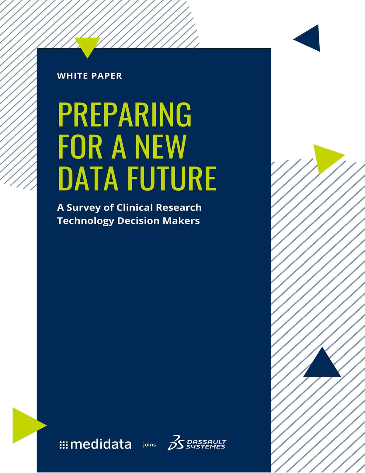Preparing for a New Data Future: A Survey of CTOs