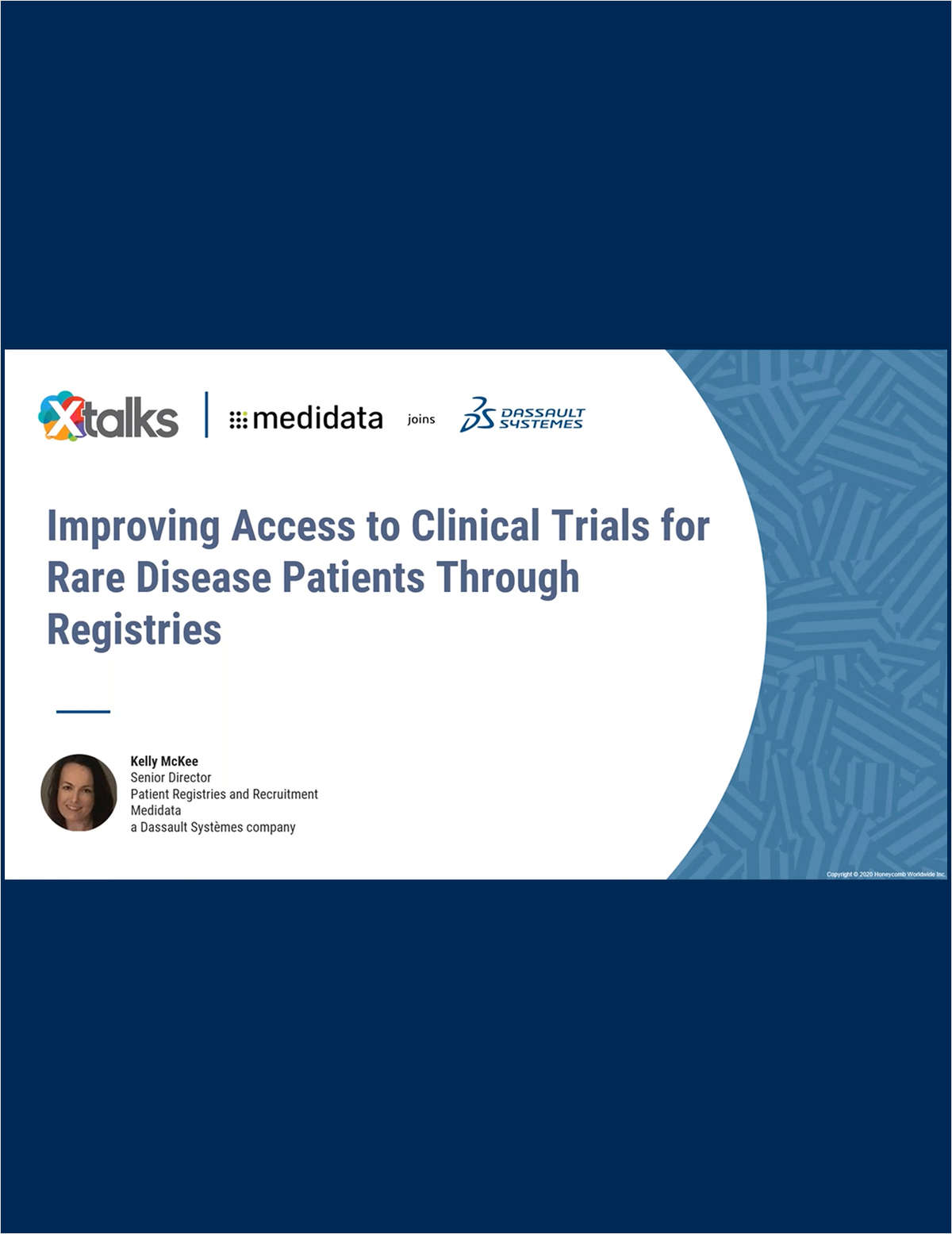 Improving Access to Clinical Trials for Rare Disease Patient Through Registries