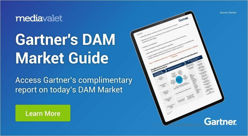 2020 Gartner Market Guide for Digital Asset Management'