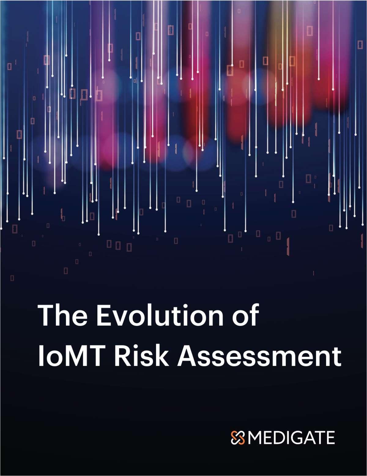 The Evolution of IoMT Risk Assessment