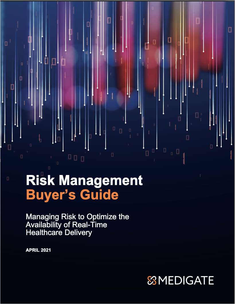 Risk Management Buyer's Guide