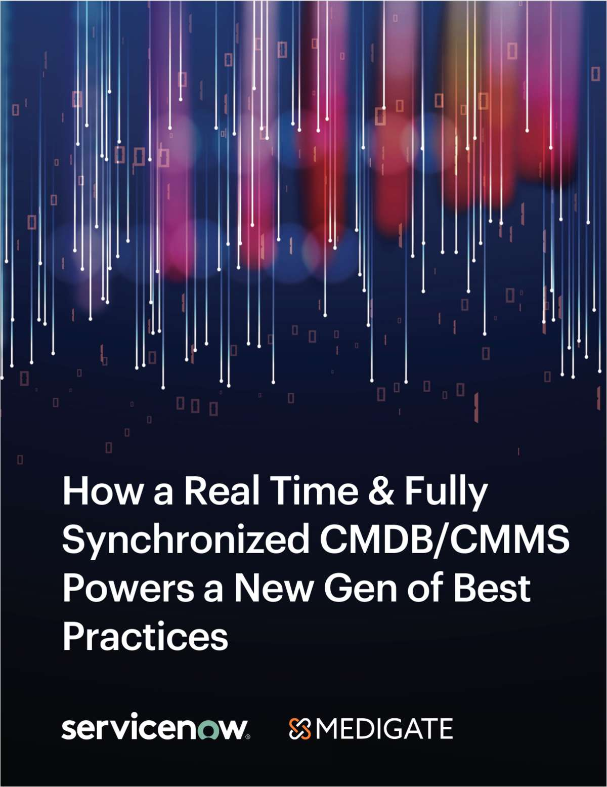 How a Real Time & Fully Synchronized CMDB/CMMS Powers a New Gen of Best Practices