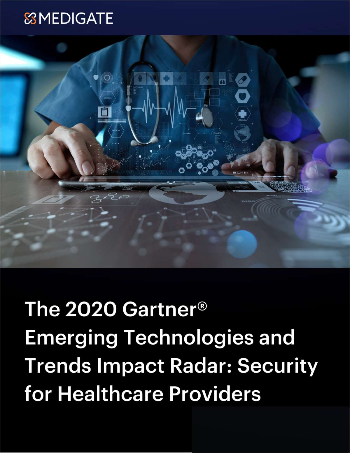 Emerging Technologies and Trends Impact Radar: Security for Healthcare Providers