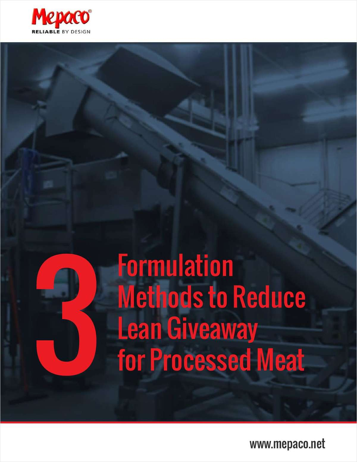 3 Formulation Methods to Reduce Lean Giveaway for Processed Meat