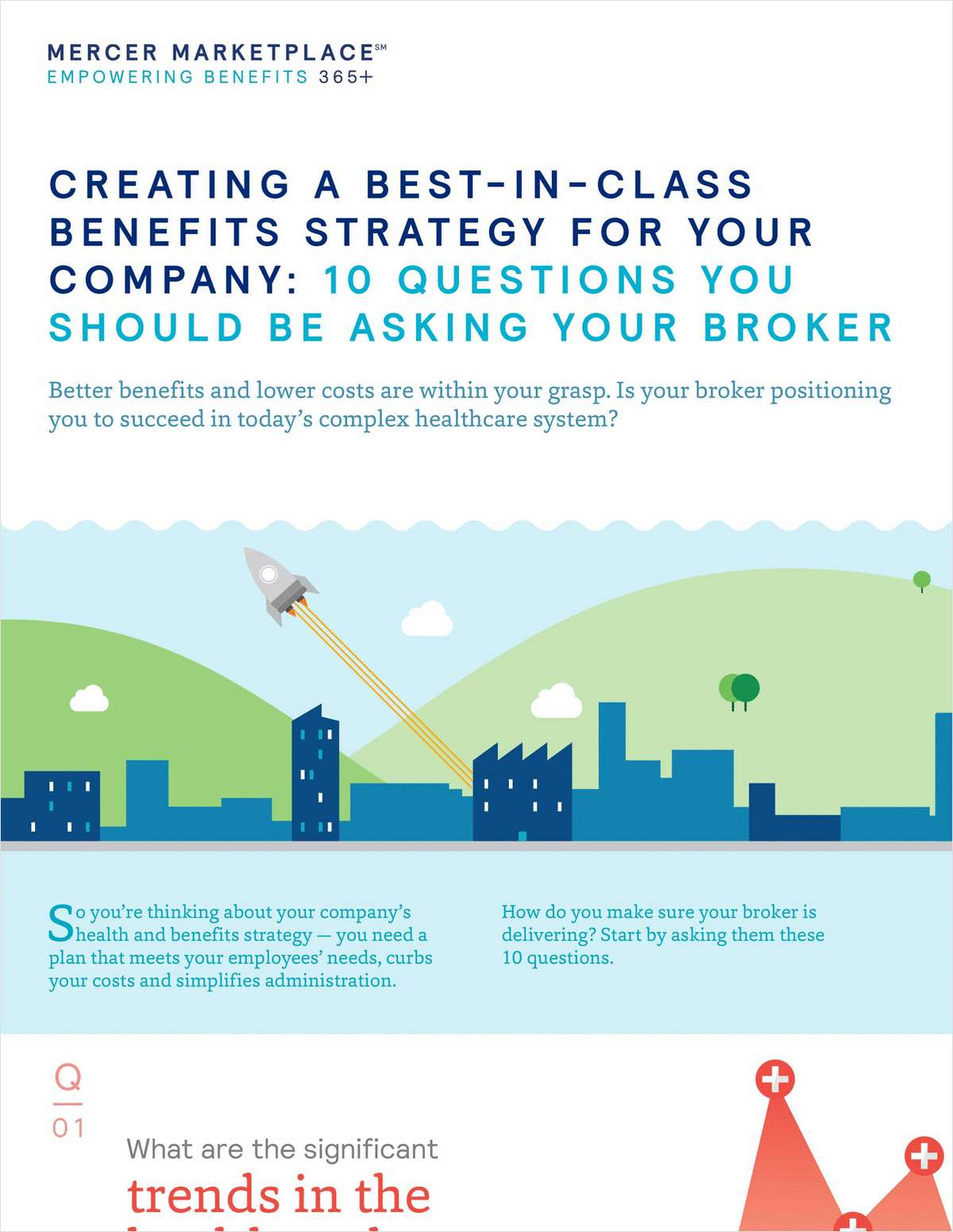 10 Questions You Should Be Asking Your Benefits Broker